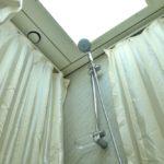 【リュークスЛюкс】のバスルームとトイレ、シャワーの使い方!オケアン号乗車レポート