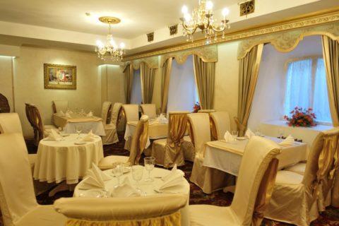 Russkiy-Restaurant/店内