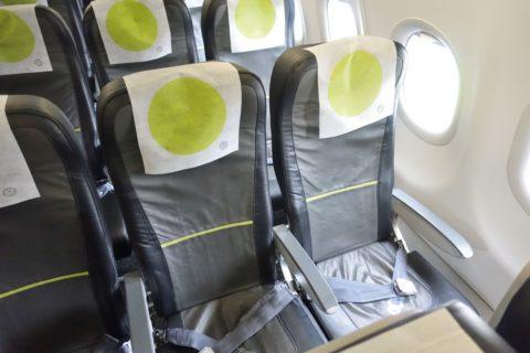 S7-airlines-narita-vladivostok/エコノミークラスシート