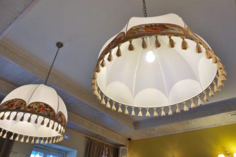 SVOY-Restaurant/ランプ