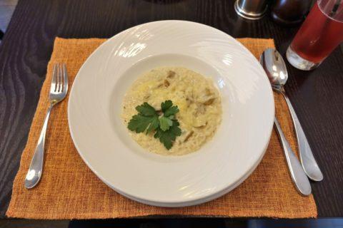 SVOY-Restaurant/マッシュルームのリゾット