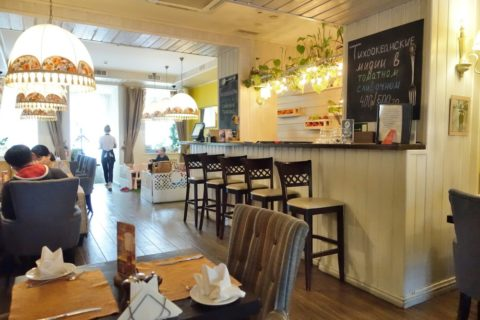 SVOY-Restaurant/営業時間