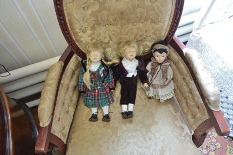 Sukhanov-Museum/人形