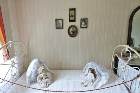 Sukhanov-Museum/ベッドの人形