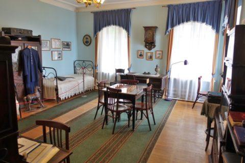 Sukhanov-Museum/男の子の部屋