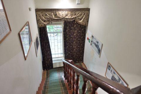 Sukhanov-Museum/階段