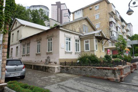 Sukhanov-Museum/外観