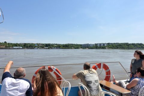 amur-river-pleasure-boat/コース