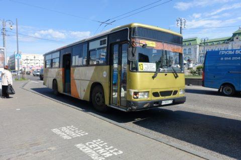 khabarovsk-bus-tram/バス
