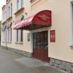 ハバロフスクで一人でも気軽に入れるカフェ【ドシタエフスキー】写真付きメニュー有り