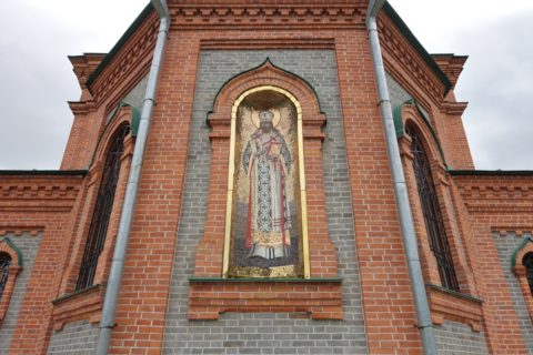 イルクーツク聖イノセント教会