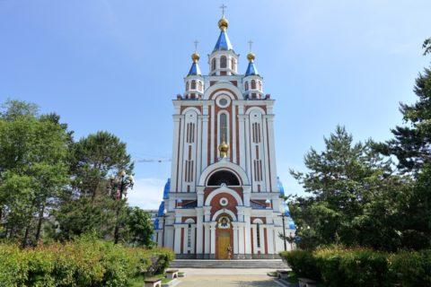 ハバロフスク/ウスペンスキー教会