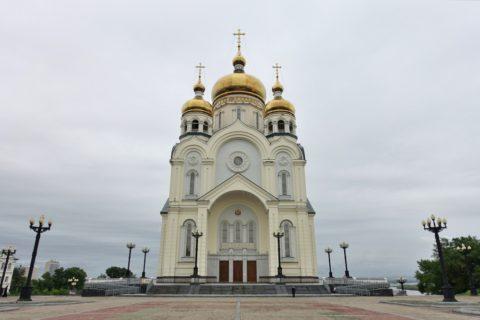 スパソ・プレオブランジェスキー教会