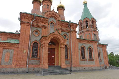 イルクーツク聖イノセント教会/建築