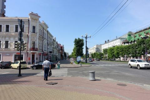 khabarovsk-city/目抜き通り