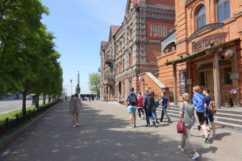 khabarovsk-city/ショップやレストラン