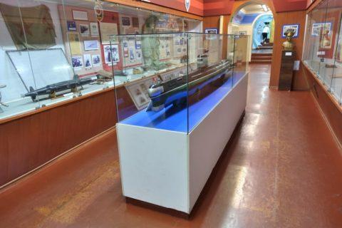 submarine-s56-historical-museum/潜水艦の模型