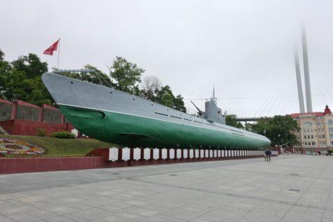 submarine-s56-historical-museum/潜水艦の全容