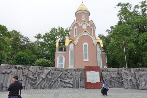 vladivostok/教会