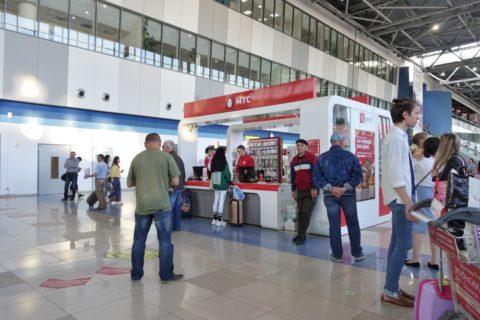 vladivostok-airport/Simカード店