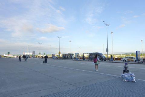 vladivostok-airport/バス乗り場