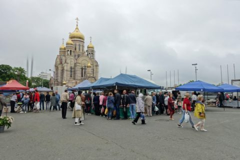 vladivostok-market-honey/場所