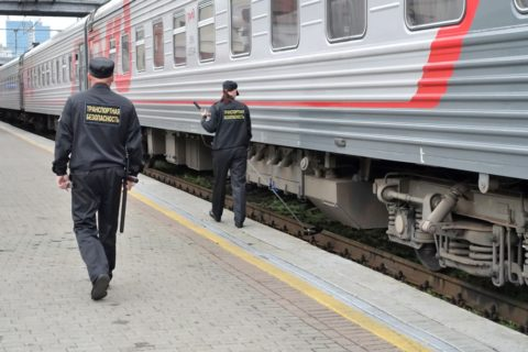 vladivostok-railway-station/爆発物検査