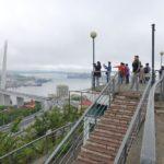 ウラジオストクが一望!「鷹の巣展望台」への行き方と眺め