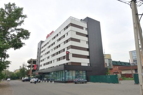 Ibis-Irkutsk-Center-Hotel/外観