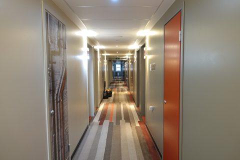 Ibis-Irkutsk-Center-Hotel/廊下