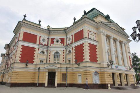 Irkutsk-Academic-Drama-Theatre