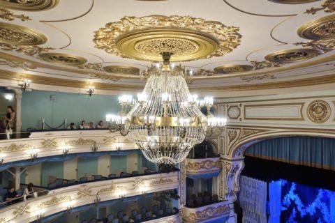 Irkutsk-Academic-Drama-Theatre/天井