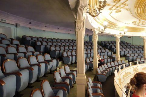 Irkutsk-Academic-Drama-Theatre/最上階