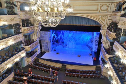 Irkutsk-Academic-Drama-Theatre/講堂