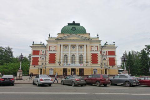 Irkutsk-Academic-Drama-Theatre/場所