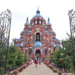 【カザン教会】イルクーツクにある豪華で美しいロシア正教会へ!