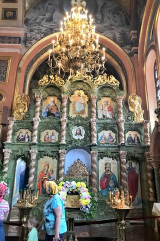 Kazan-church-irkutsk/祭壇