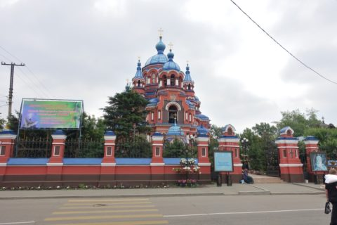 Kazan-church-irkutsk/アクセス