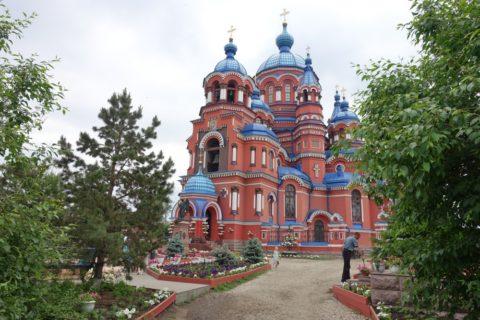 カザン教会/イルクーツク