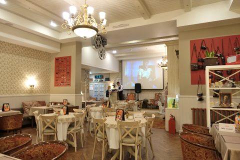 Rassolnik restaurant/店内