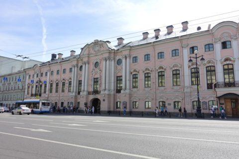 ストロガノフ宮殿