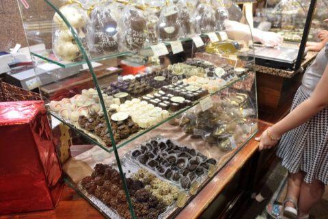 chocolate-museum-sankt-petersburg/グラム単位のチョコ