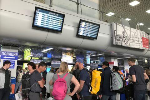 irkutsk-airport-S7チェックインカウンター