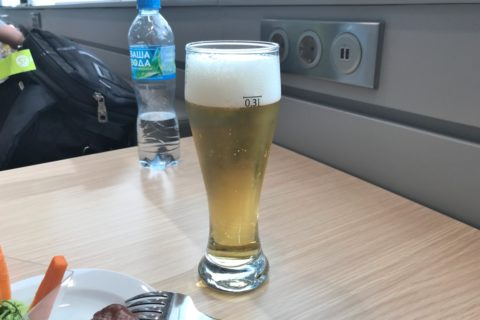 s7-airlines-lounge-domodedovo-domestic/ビール