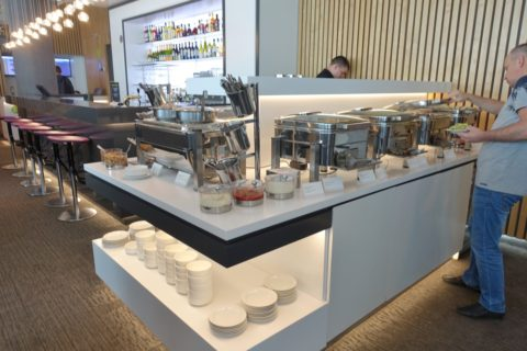 s7-airlines-lounge-domodedovo-domestic/ビュッフェ