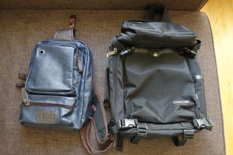 sankt-petersburg-metro-手荷物検査のバッグ