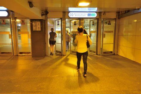 sankt-petersburg-metro-入口