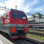 シベリア鉄道【1等車】乗車レポート!一人で独占、個室シートと車内設備