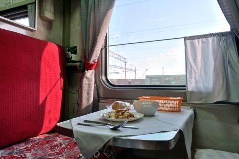 siberian-railway-007/ルームサービス