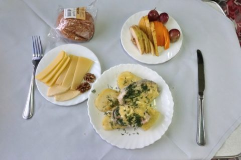 siberian-railway-007-meals/ディナー